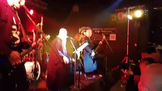 Root - Hřbitov  (live in Chrudim) 21.10. 2017