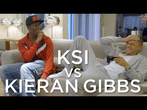 KSI vs Kieran Gibbs | Fifa 14