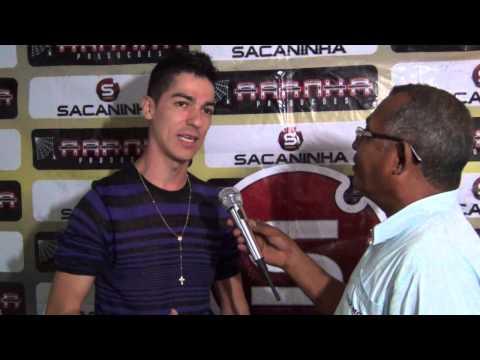 Entrevista DUDU & Forro Sacaninha   Festa de Reis Camutanga PE   06 01 2015