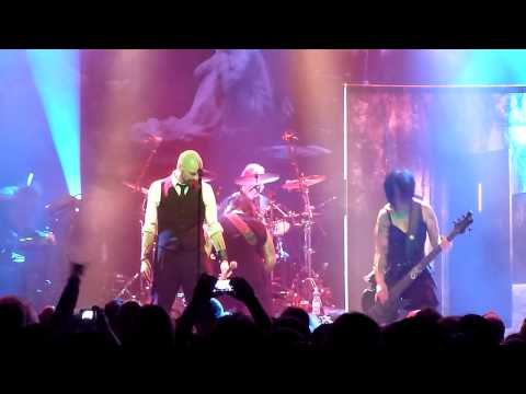 My Dying Bride   Turn Loose the Swans @ Eindhoven Metal Meeting NL2012 12 15