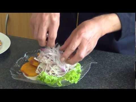 receta de ceviche clasico de pescado - como preparar ceviche clasico