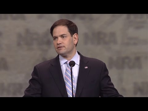 Marco Rubio: 2015 NRA-ILA Leadership Forum