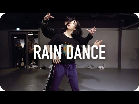 Rain Dance (Marian Hill Remix) - Whilk & Misky / Lia Kim X Jinwoo Yoon Choreography