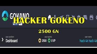 Novo HACK 27/09/2016 GOKANO 2500 GN e pega seu PHONE 6
