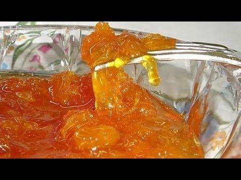 Варенье из кабачков с лимоном и апельсином. Варенье из кабачков на зиму