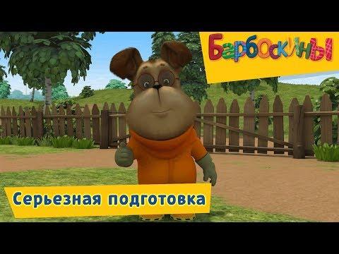 Серьезная подготовка 💪 Барбоскины 💪 Сборник мультфильмов 2019