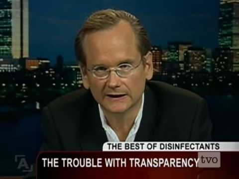 Lawrence Lessig on Social Media Activism Music Videos