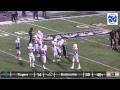 Rogers (AR) High School Football @ Bentonville HS Tigers