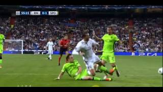 Real Madrid Vs Sporting CP 2-1 UEFA Champions League 15/09/2016