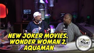 New Joker Movies, Wonder Woman 2, Aquaman
