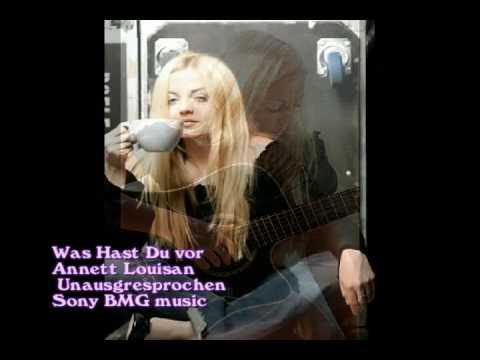Annett Louisan - Was Hast Du Vor