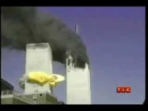 9/11 twin towers frame by frame. UFO or motor 3:08