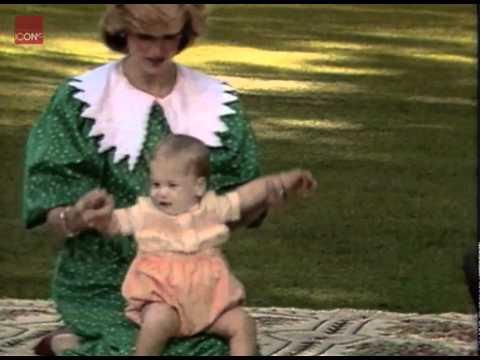 Princess Diana Childhood Home Movies Princess Diana