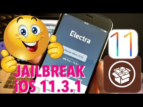 Einfacher iOS 11.3.1 JAILBREAK ohne Computer - So hat es bei mir funktioniert !! CYDIA is HERE :)