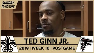 Ted Ginn Jr. Going Back to the Drawing Board | New Orleans Saints Football