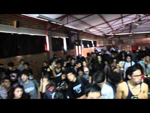 """La Mafafa - Memoria Insuficiente Festival Bandas Rock """"Sub 19"""" Rionegro 2013"""