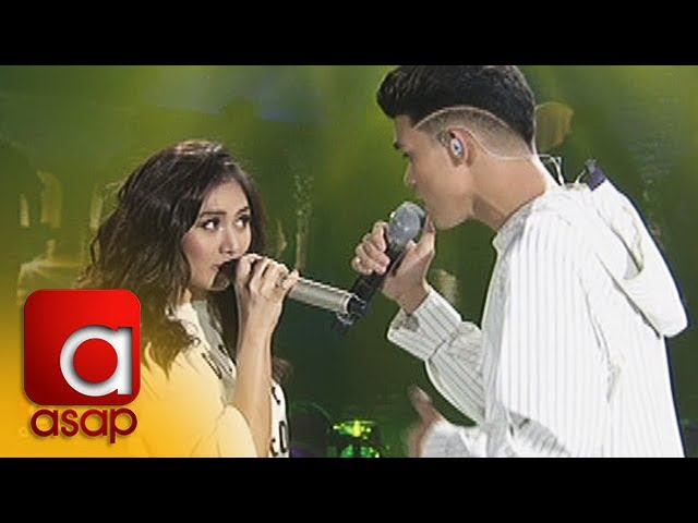 "ASAP: Sarah and Inigo sing ""Despacito"""