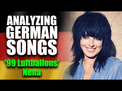 What Is The Song 99 LUFTBALLONS By NENA About English Translation Lyrics Meaning Explanation