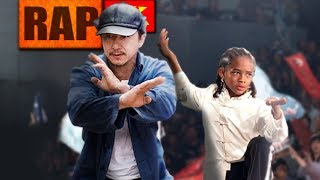Rap do Karate Kid // A arte do Kung Fu // Ft. Flash Beats // TK RAPS