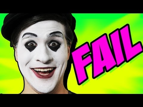 MIME FAIL! Music Videos