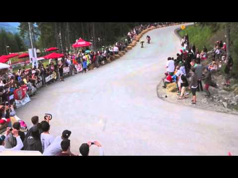 Whistler DH 2012 by Braden Tibbles