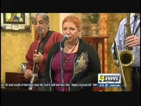 "Lil Queenie""My Darlin New Orleans""live on WWL-TV"
