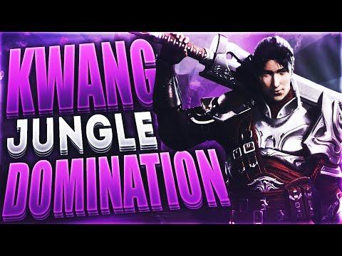 [Paragon] KWANG JUNGLE DOMINATION - v42 Jungle Gameplay
