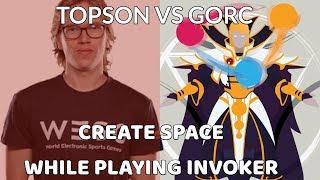 Things I've learned with OG.Topson's Invoker | Quas Wex Invoker