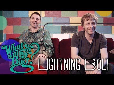 Lightning Bolt Quote Lightning Bolt What's in my