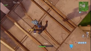 How to do fortnites FASTEST rotation (Double 90s)