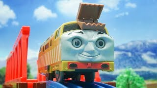 Thomas and Friends Accidents Will Happen | Trains Toys Video for Children