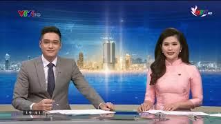 Đài PTTH Nghệ An - Tách sóng VTV1, Quảng cáo, hình hiệu Thời sự (từ tháng 11/2018) (đăng lần 2)