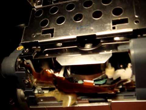 tape problem. sony TRV 260.ERROR C:32 21