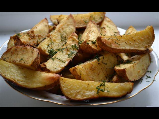 Рецепт картошка по селянски в духовке рецепт
