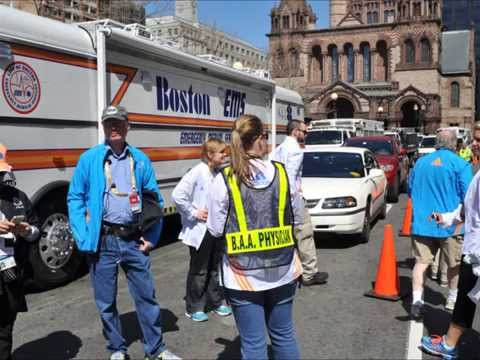 2015 Boston Marathon Medical Volunteer Introduction