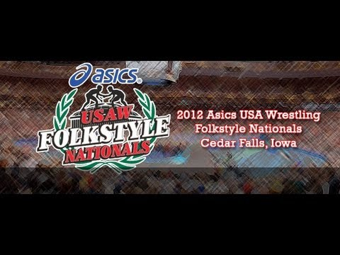USA Wrestling Folkstyle Nationals - Junior Finals Image 1