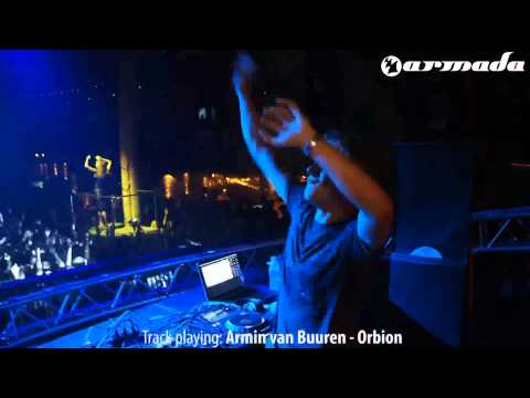 Armin van Buuren - Orbion (Mirage, The Release Party, Amnesia Ibiza)