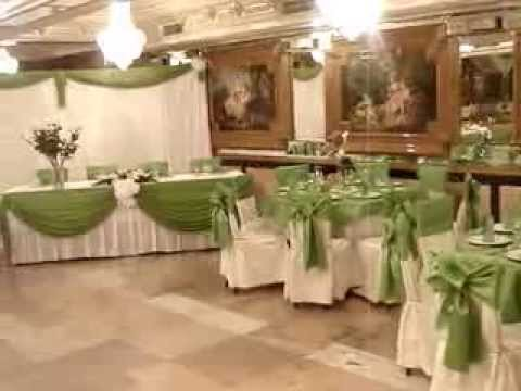Salon espa oleto salones miss bodas madrid youtube for Mesas decoradas para bodas