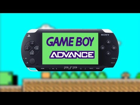 Play GameBoy Advance Games on PSP (gPSP Kai Emulator)