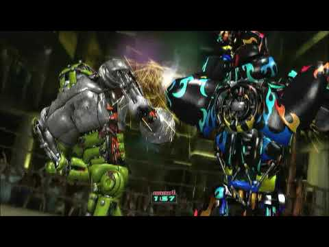 Real steel game part 1