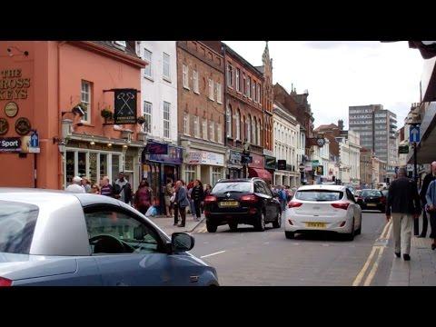 Britain's Most Generous Town