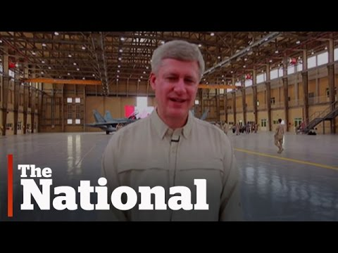 Video of Stephen Harper could endanger Canadian troops in Iraq and Kuwait