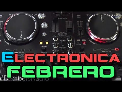 Musica Electronica Marzo 2015 / Persick Dj / Tracklist (nombres)