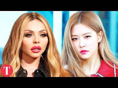 Download Lagu  Little Mix Calls Out BLACKPINK For Collab And Fans Are Shipping Them Mp3 Free