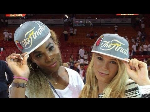 Serena Williams And Caroline Wozniacki Retreat To The Heat | CampusInsiders