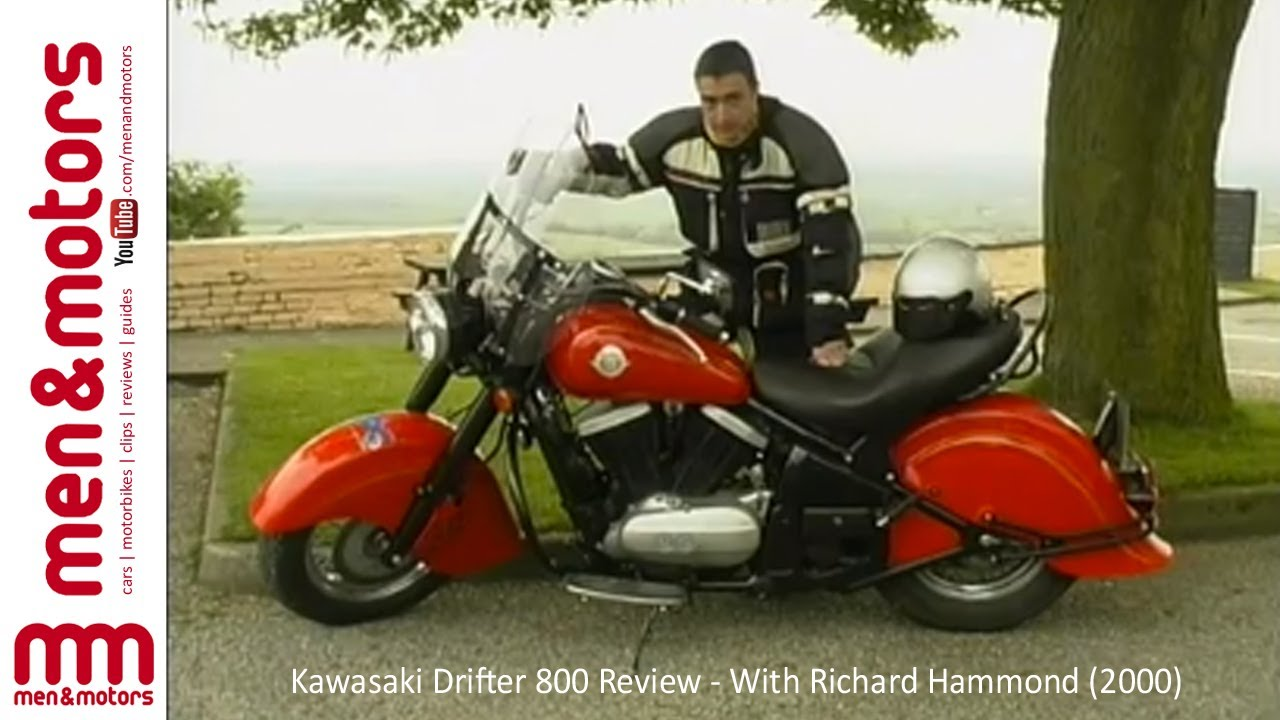 Kawasaki Drifter  Review