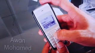 Unbox + Review Nokia 1112 Jadul | Nostalgia 2017