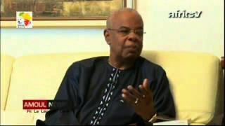 Amoul Nebbo avec Djibo Ka: ''Abdou Diouf a raconté sa vérité''