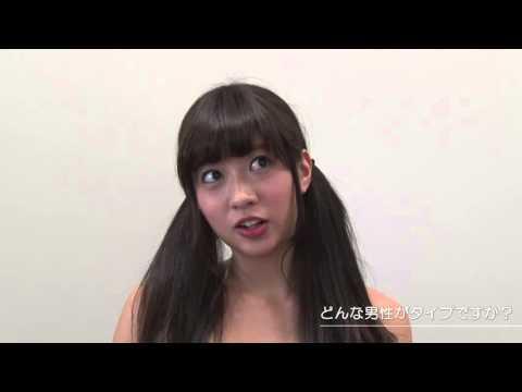【大貫彩香】NEXTグラビアクイーンバトル4thシーズン-インタビュー&体力測定画像