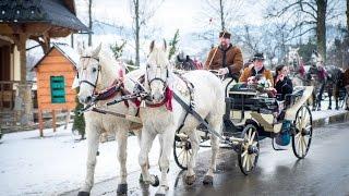 Tradycyjne góralskie wesele - Trailer Beaty i Józka